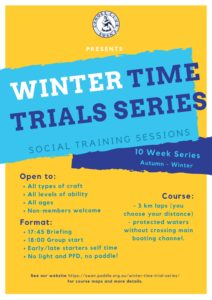 Winter Time Trial Series